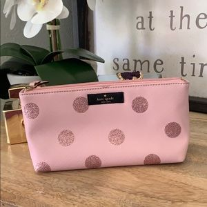 Kate Spade Haven Lane makeup pouch